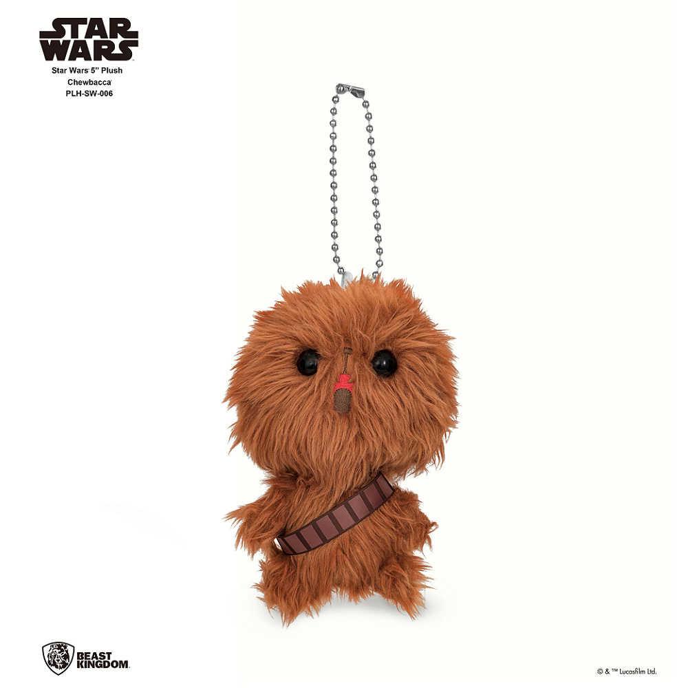 Star Wars 星際大戰5吋絨毛 丘巴卡