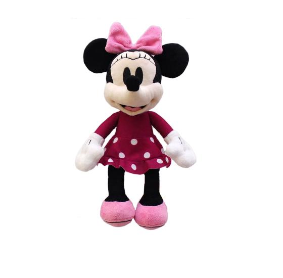 迪士尼 30cm小世界-坐立姿-古典米妮