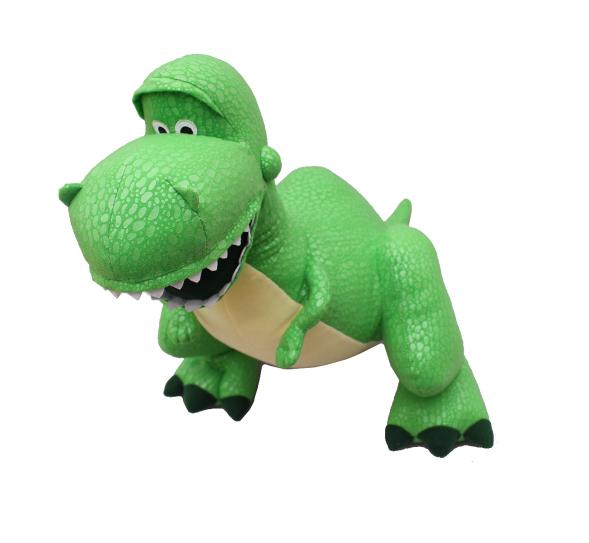 迪士尼 玩具總動員30cm立姿抱抱龍