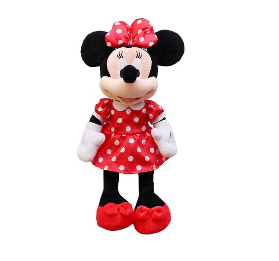 迪士尼 69cm坐立姿標準米妮