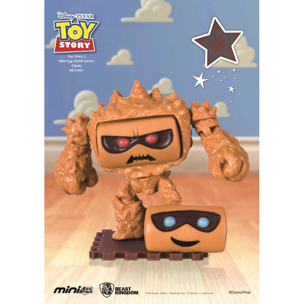 MEA-001 迪士尼 玩具總動員系列公仔-大塊頭