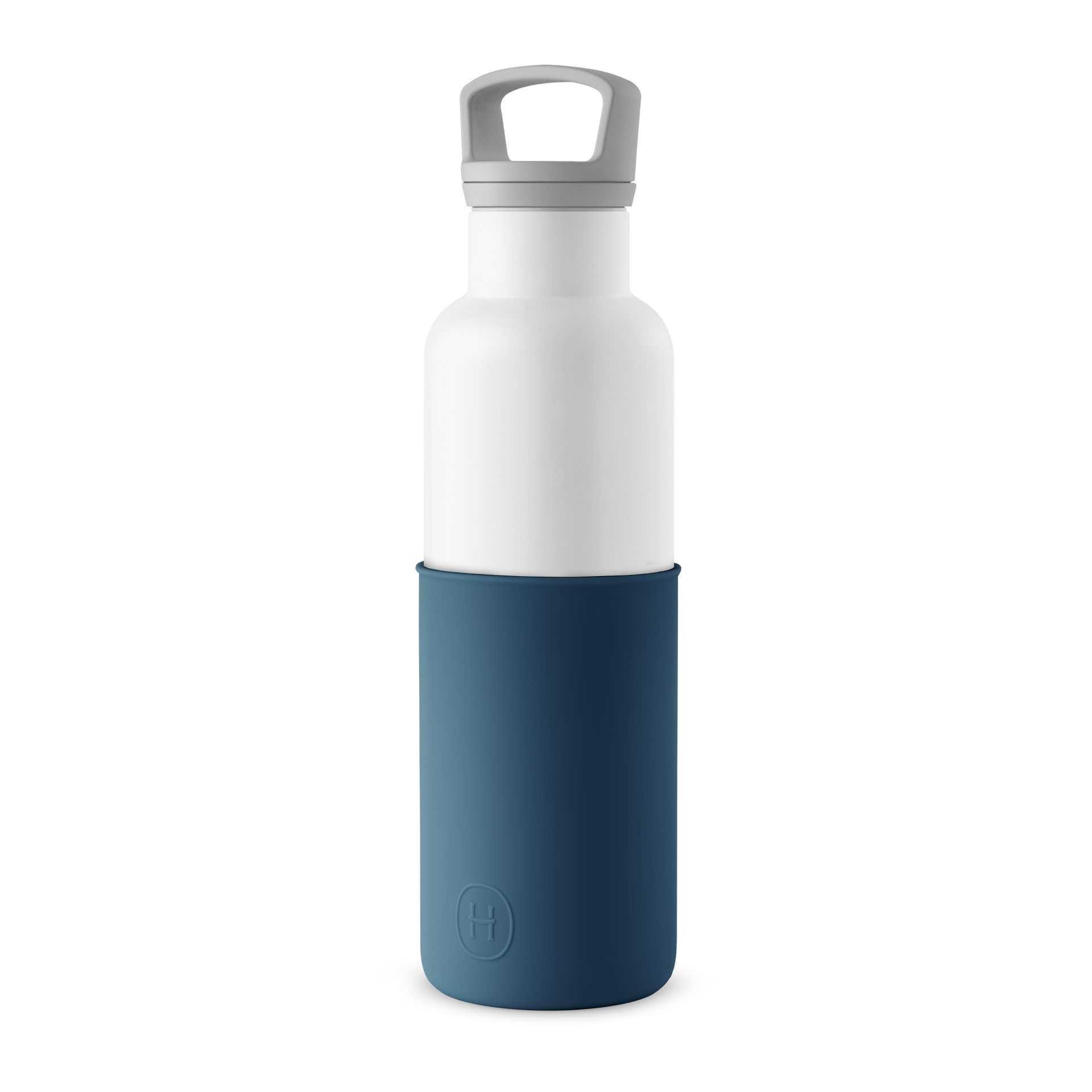 【HYDY】海軍藍-白瓶 590ml