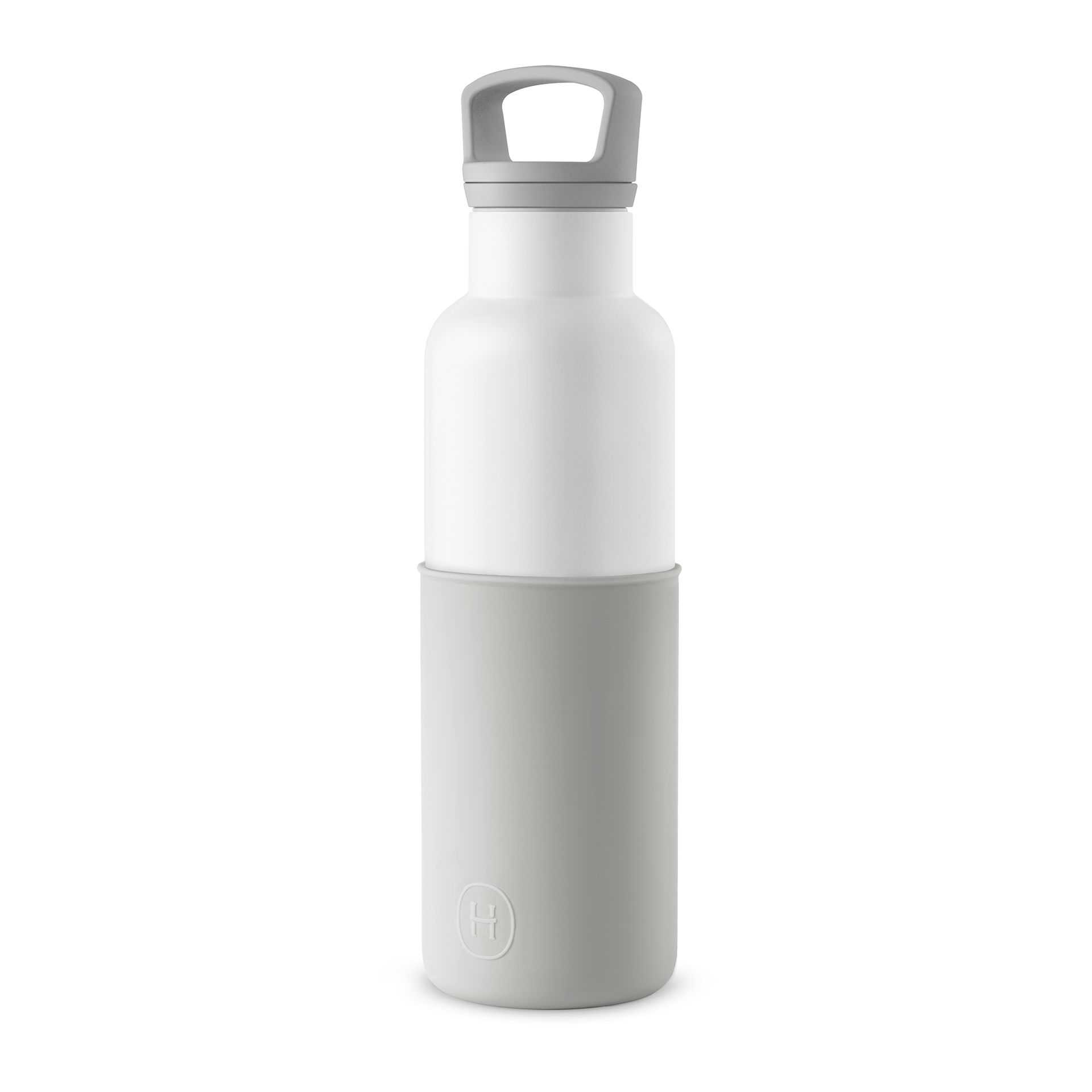 【HYDY】雲灰-白瓶 590ml