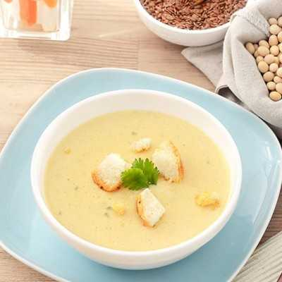 【呷七碗】【銀髮營養代餐系列】亞麻黃金鹹豆奶(24入)