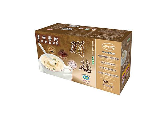 【呷七碗】【銀髮營養代餐系列】鮮菇元氣沖調 (24入)