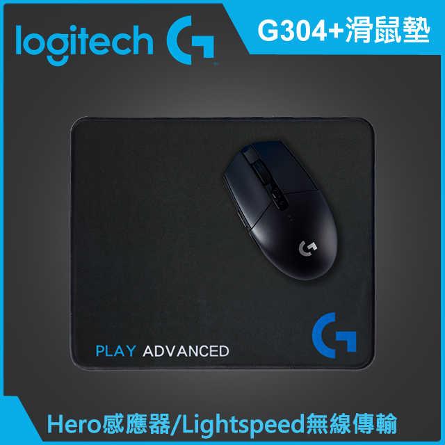 羅技G304無線滑鼠