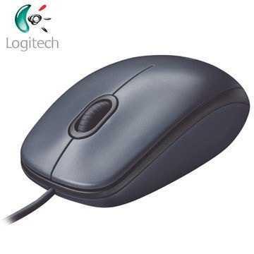 [富廉網] 【Logitech】羅技 M90 USB有線滑鼠