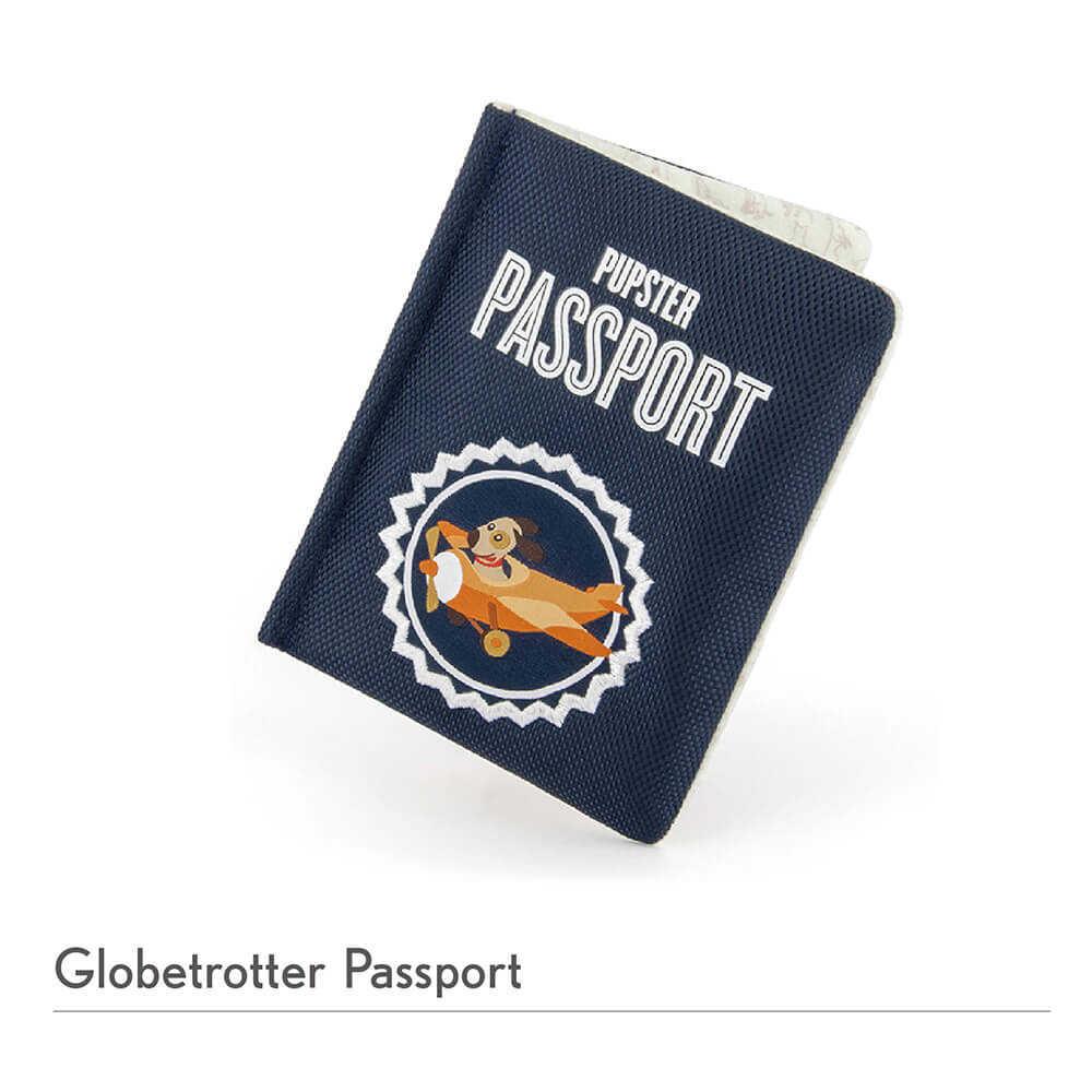 P.L.A.Y.環球冒險旅行者-小狗護照