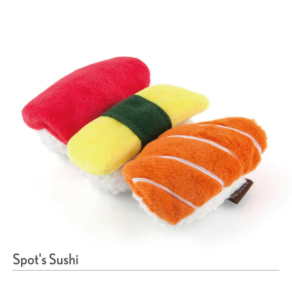 【有閑寵物】P.L.A.Y.國際經典美食-壽司