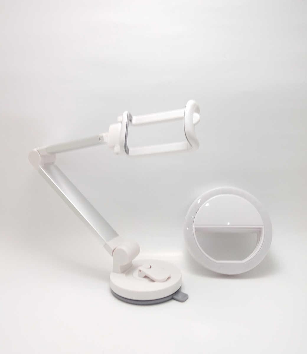 【直播神器】支架補光燈組合