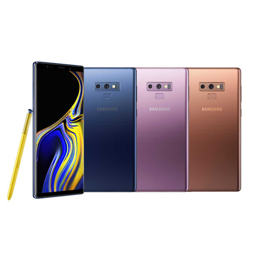 Samsung Galaxy Note 9 (6G/128G) 6.4吋智慧型手機 內附保護殼
