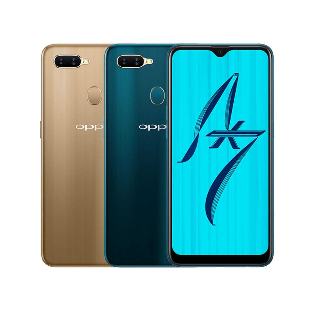 OPPO AX7 (4G/64G) 6.2吋水滴造型螢幕雙卡雙待手機