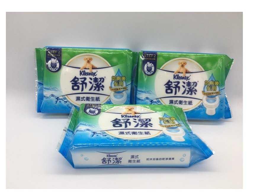 不用拼直接買 全家取貨 舒潔濕式衛生紙30抽(包)